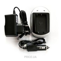 Фото PowerPlant Зарядное устройство для Nikon EN-EL20 (DV00DV2326)