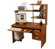 Цены на 1745.00 Компьютерный стол - Микс 3, фото