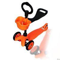 Фото Самокат Ardis 3 in 1 (оранжевый) Цвет: Оранжевый У