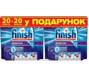 Цены на Таблетки FINISH All in 1 (20+20 шт) FINISH, фото