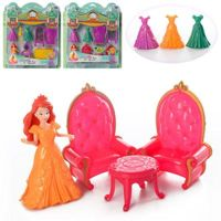 Фото Disney princess Фигурка SS013ABC (48шт) DP, 9см, п