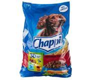 Цены на Корм Chappi Говядина и птица 3 кг Тип корма: сухой, фото