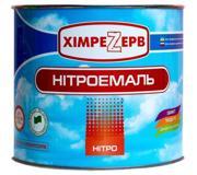 Фото Прогресс Эмаль Химрезерв Нитроэмаль зеленая 0.8 кг