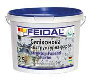 Фото Feidal Краска Feidal Struktur Fassad Farbe 2.5 л С