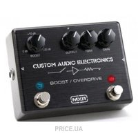 Dunlop MC402 Custom Audio Electronics Boost / Overdrive