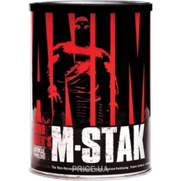 Фото Universal Nutrition Animal M-Stak 21 packs