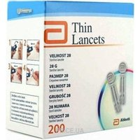 Фото Abbott Thin Lancets 200 шт