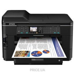 Фото Epson WorkForce WF-7525