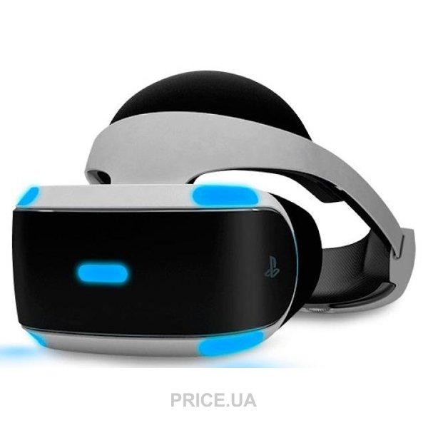 Sony PlayStation VR  Купить в Полтаве - Сравнить цены на очки и ... 9c66d161d2131