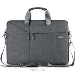 Фото Wiwu GearMax City Commuter Bag Grey 12""