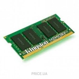 Фото Kingston 8GB SO-DIMM DDR3 1333MHz (KVR1333D3S9/8G)