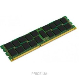 Фото Kingston 4GB DDR3 1333MHz (KVR13N9S8/4)