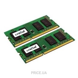 Фото Crucial 2GB SO-DIMM DDR2 800MHz (CT25664AC800)