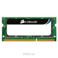 Corsair 4 GB SO-DIMM DDR3 Mac Memory (CMSA4GX3M1A1066C7)