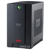 Фото APC Back-UPS 650VA Standby with Schuko
