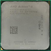 Фото AMD ATHLON II X4 620