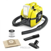 Фото Karcher WD 1 Compact Battery (1.198-300.0)
