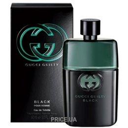 ... Мужскую парфюмерию Gucci Guilty Black Pour Homme EDT. Тип - туалетная  вода ... e1d65304ae503