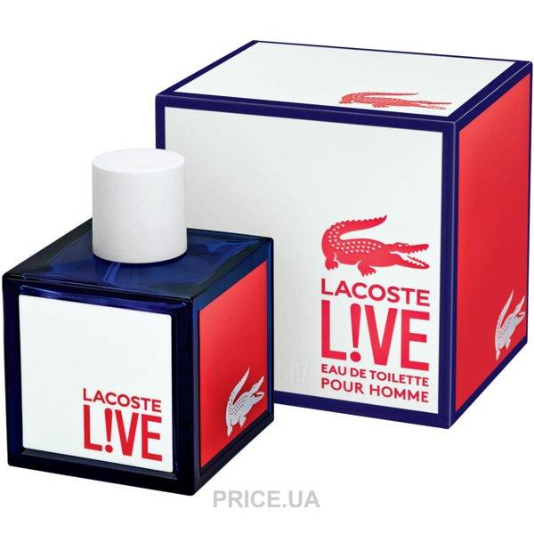 Lacoste Live EDT  Купить в Украине - Сравнить цены на мужская ... 69863a208e449