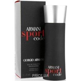 Giorgio Armani Code Sport EDT · Мужскую парфюмерию Giorgio Armani Code  Sport EDT. Тип - туалетная вода ... 9ffc39b2b060f