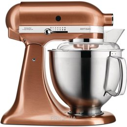 Миксер KitchenAid 5KSM185PSECP