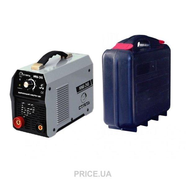 Сварочный аппарат мма 245 инвертор со встроенным стабилизатором напряжения