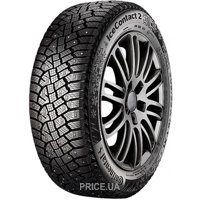Фото Continental ContiIceContact 2 SUV (225/60R18 104T)