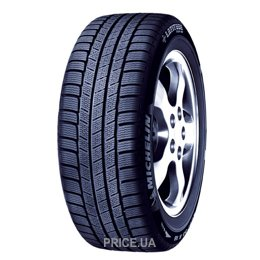 Фото Michelin LATITUDE ALPIN HP (235/65R17 104H)