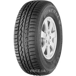 Фото General Tire Snow Grabber (225/70R16 102T)