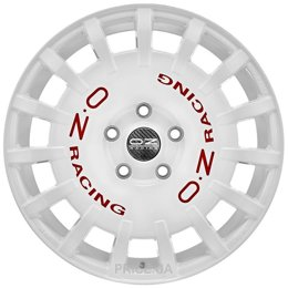 Диски OZ Racing Rally Racing (R18 W8.0 PCD5x110 ET38 DIA75.1)