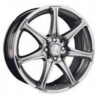 Фото Racing Wheels H-134 (R16 W7.0 PCD5x114.3 ET45 DIA60.1)