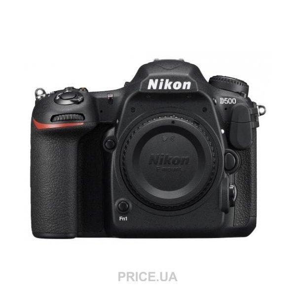 Nikon D500 Body купить в одессе сравнить цены на цифровые