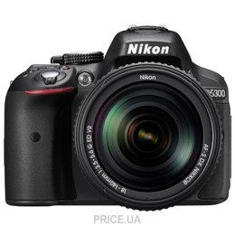 Цифровой фотоаппарат Nikon D5300 Kit · Цифровой фотоаппарат Цифровой  фотоаппарат Nikon D5300 Kit 66773866efd5a