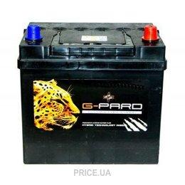 Автомобильный аккумулятор G-pard 6СТ-60 АзЕ