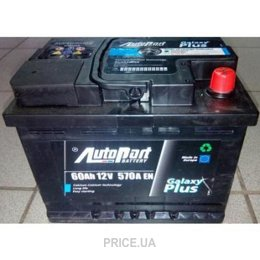 Фото AutoPart GALAXY PLUS 6СТ-60 АзЕ