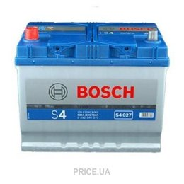 Фото Bosch 6CT-70 Аз S4 Silver (S40 270)