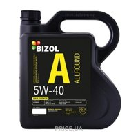 Фото Bizol Allround 5W-40 4л