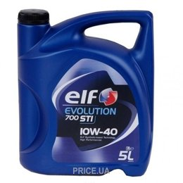 Моторное масло ELF Evolution 700 STI 10W-40 5л