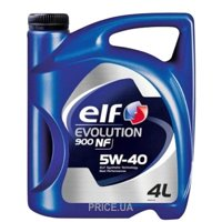 Фото ELF Evolution 900 NF 5W-40 4л