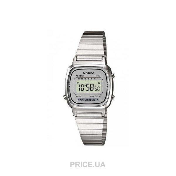 a1a40dfe Casio LA-670WA-7S: Купить в Украине - Сравнить цены на наручные часы ...