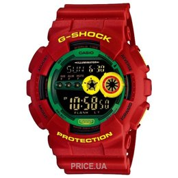 Фото Casio GD-100RF-4E