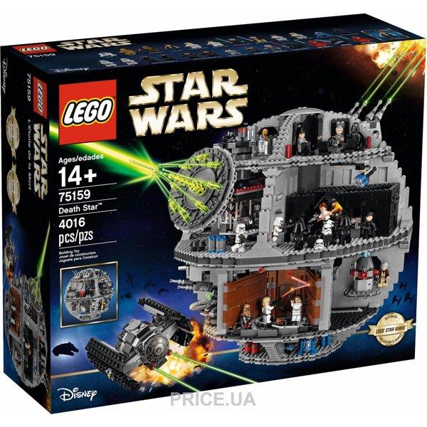 Лего звездные войны планеты звезда смерти сын дэниел рэдклифф