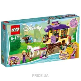 Конструктор LEGO Disney Princess 41157 Экипаж Рапунцель