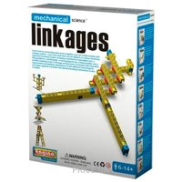 Сравнить цены на ENGINO Mechanical Science M02 Linkages
