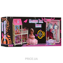 Куклу Bambi Домик «Monster High» (66901)