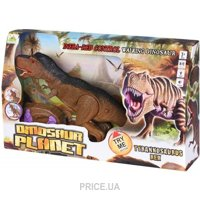 Фото Same Toy Dinosaur Planet коричневый (RS6123AUt)
