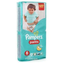 Подгузник Pampers Pants Extra Large 6 (44 шт.)