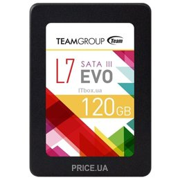 Фото TEAM L7 Evo 120GB (T253L7120GTC101)