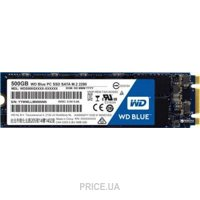 Фото Western Digital SSD Blue M.2 500GB (WDS500G1B0B)