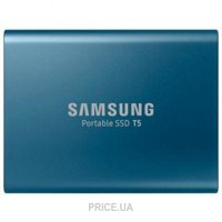 Фото Samsung T5 Blue 500GB (MU-PA500B/WW)
